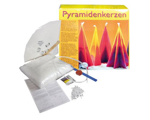 CREARTEC®: Pyramidenkerzen